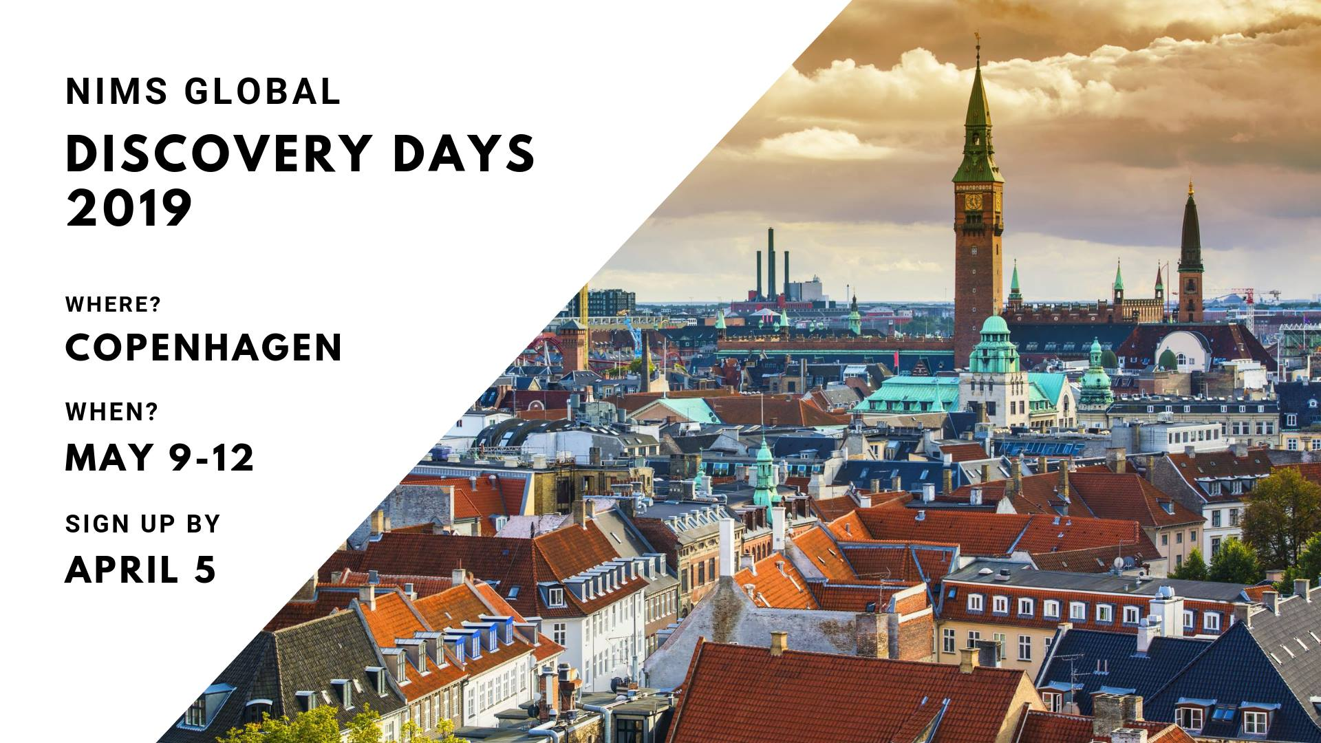 NIMS Discovery Days 2019